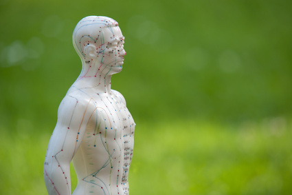 Meridiane- Die Energiebahnen im Körper