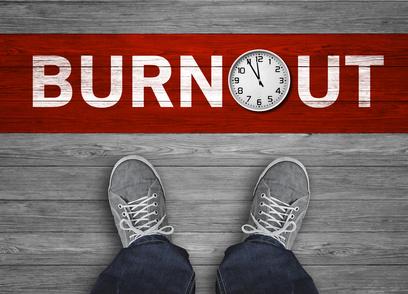Akupunktur gegen Burnout